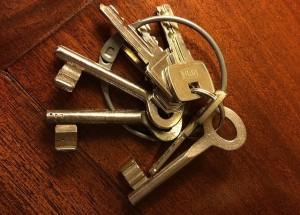 sleutelbos
